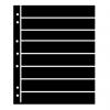 Prinz Hagner Style Single-Sided Stocksheet 8 Rows