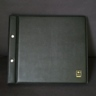 Showgard 896 FDC Album, #10 Envelopes, Black