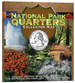 Whitman National Park Quarters Foam Collector Map