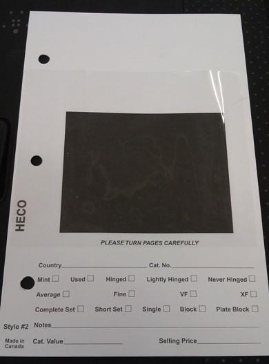 Sales Sheet #2 (Qty 500)