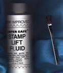 SuperSafe Stamp Lift Fluid