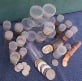 10 Whitman/Harris Nickel Coin Tubes