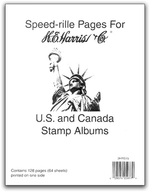 Harris US/UN/Canada Speedrille Pages