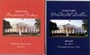 SafeT Presidential Dollar P&D Coin Folders V 1 and V2