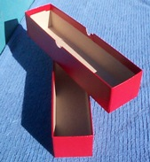 Single Row Red Box