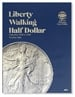 Whitman 9021 Liberty Walking Half Dollar V1
